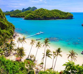 Ang Thong, Thailandia