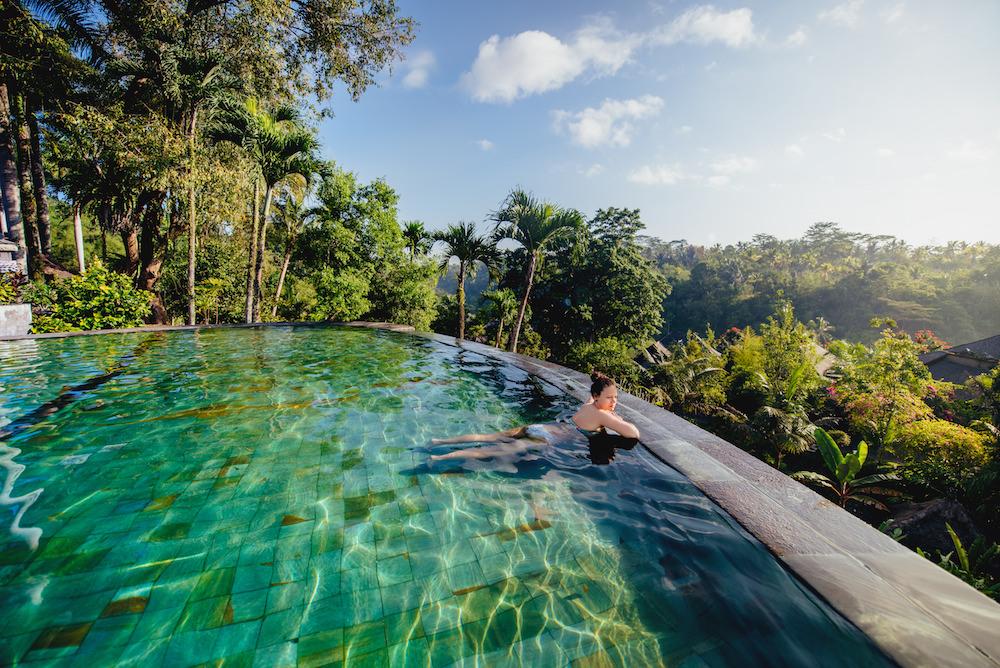 Infinity pool Bali