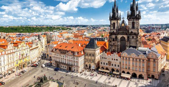 Piazza Città Vecchia, Praga