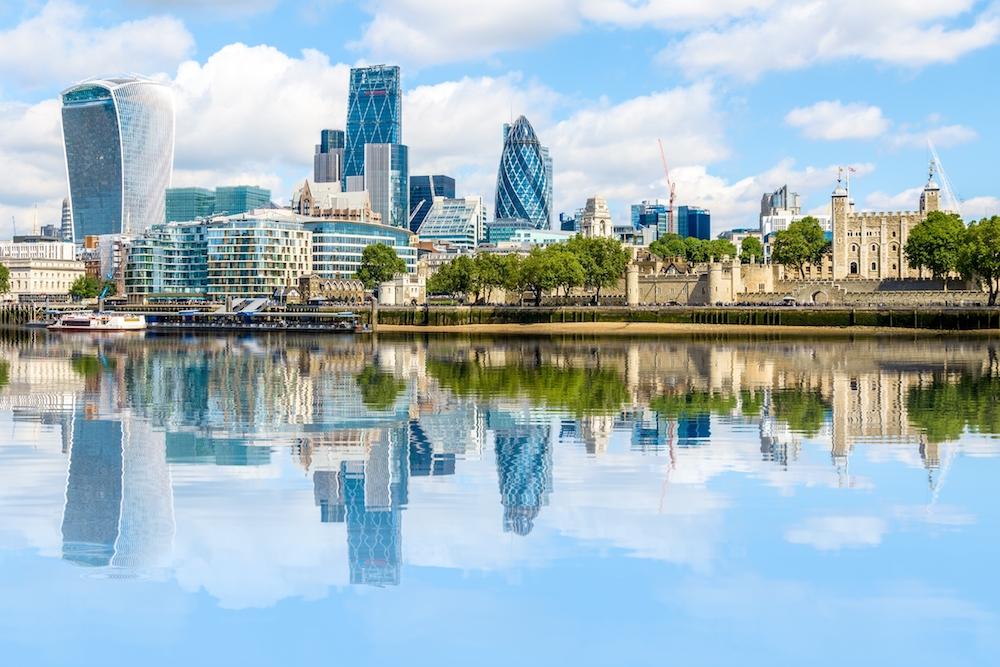 City Londra
