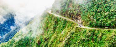 Strada della morte, Bolivia