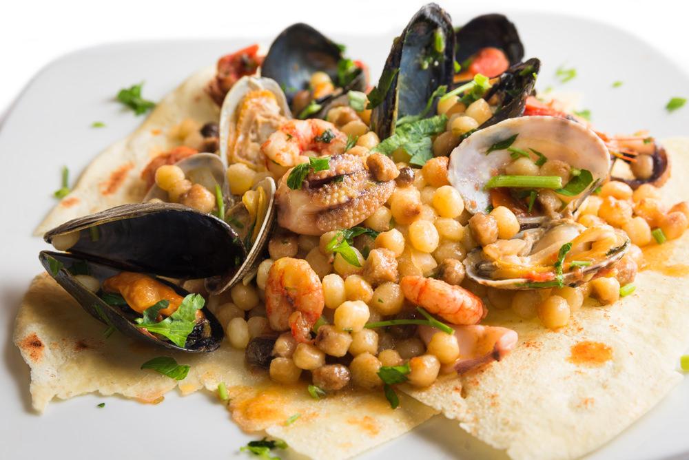 Dieta mediterranea, Sardegna